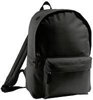 Школьный ранец Rider черный