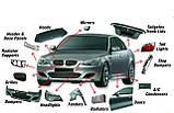 Капот на БМВ - BMW E34, E36, E38, E39, E46, X5, X6, фото 2