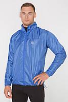 Мужская ветровка-дождевик с капюшоном Radical Flurry L Синий r05340, КОД: 1191574