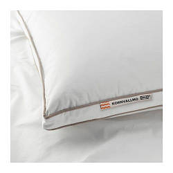 ИКЕА (IKEA) KORNVALLMO, 403.898.38, Подушка, низкая, 50x60 см - ТОП ПРОДАЖ