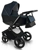 Дитяча коляска BEXA FRESH FR2 Чорна 3072018026, КОД: 125657