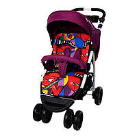 Коляска прогулочная с матрасом Baby Tilly Avanti T-1406 Crimson, КОД: 1306484