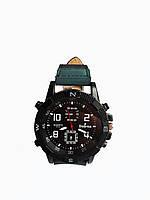 Часы мужские кварцевые Dobroa DB-3500B Синие, КОД: 115904