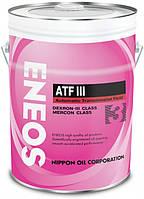Жидкость в АКПП ENEOS DEXRON - III 20 л ENTODIII-20, КОД: 1226033