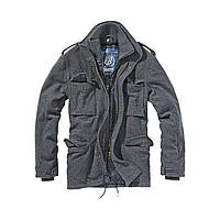 Куртка Brandit M65VoyagerWoolJacketAnthracite S Серый 3147.5-S, КОД: 715010