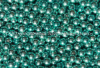 Декоративные жемчужины — Голубые Ø5 - 200 г