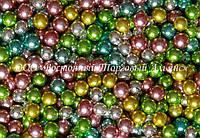 Декоративные жемчужины —  микс Ø5 - 200 г, фото 1