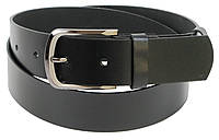 Ремень женский из кожи ширина 4 см Cavaldi Черный Pd43 black, КОД: 1275919