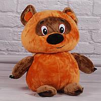 Мягкая игрушка медведь Винни Пух, плюшевый мишка Винни