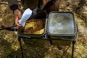 Сподовая Підставка Spomb double bucket stand kit (2 відра)