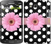 "Чехол на Samsung Galaxy Grand 2 G7102 Горошек 2 ""2147c-41"""