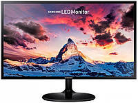 """Монитор LED LCD Samsung 21.5"""" S22F350F FHD 5ms, D-Sub, HDMI, TN, Black, 170/160 (LS22F350FHIXCI)"""