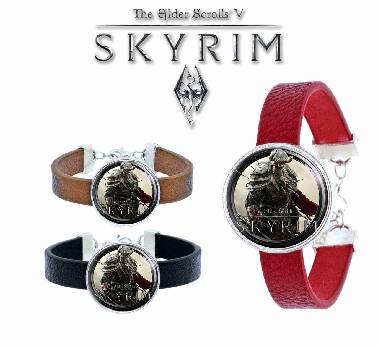 Браслет Воин Skyrim: The Elder Scrolls / Скайрим