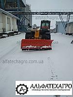 Отвал на телескопический погрузчик JCB, фото 1