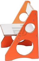 Стул детский Мімі mi2-61/0085/0682 Морковка бело-оранжевый T80344379