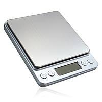 Весы ювелирные электронные 1000g / 0.1g Серый (1em_001934)