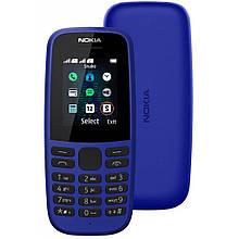 Телефон Nokia 105 DS 2019 Blue