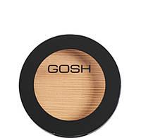 Пудра компактная для лица Gosh Pressed Powder