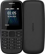 Телефон Nokia 105 DS 2019 Black