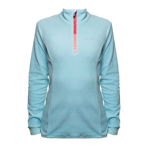 Жіноча кофта Brunotti Yark Women Fleece M Blue Mint, фото 2