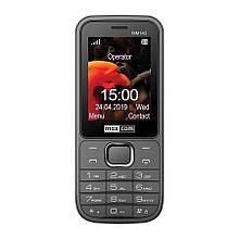 Телефон Maxcom MM142 Gray
