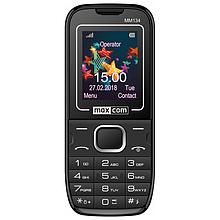 Телефон Maxcom MM134 Black