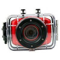 Экшн камера Plymex F5 1280х720 Red (1em_006986)