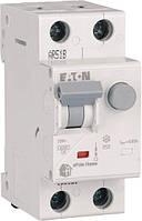 Дифференциальный автоматический выключатель EATON HNB-C10/1N/003 тип С 10А 2 полюсный