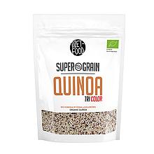 Органическая безглютеновая каша белая киноа 400 грамм Diet Food