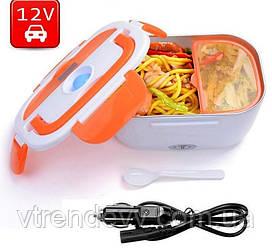 Ланч-бокс с подогревом для авто Electric Lunch Box Y001 12V