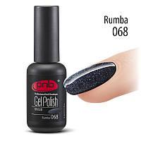Гель лак для ногтей PNB № 68 Rumba