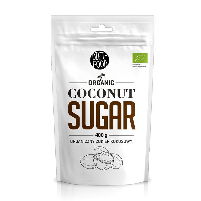 Органический кокосовый сахар Diet Food 400г