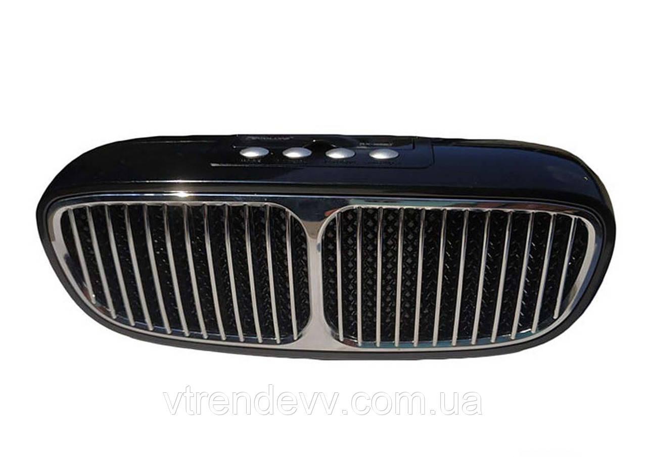Колонка портативная GOLON RX-X7BT Mini-speaker Bluetooth BMW