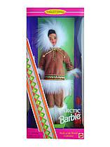 Коллекционная кукла Барби Арктическая Куклы Мира Barbie Arctic Dolls of the World 1996 Mattel 16495