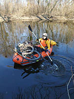 Пакрафт Red River А-1 Sport, фото 5