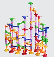 Конструктор супер лабиринт 105 деталей Marble Run 3D ORIGINAL
