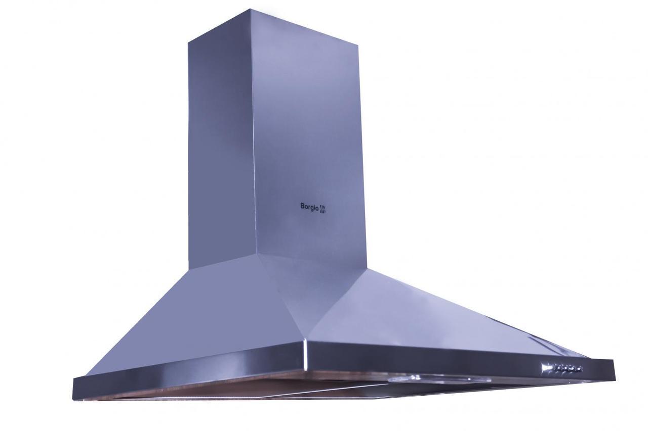 Вытяжка кухонная купольная BORGIO BKS (TR) 60 Inox