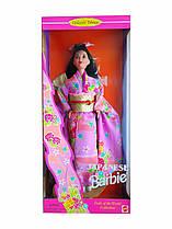 Коллекционная кукла Барби Япония Куклы Мира Barbie Japanese Dolls of the World 1995 Mattel 14163