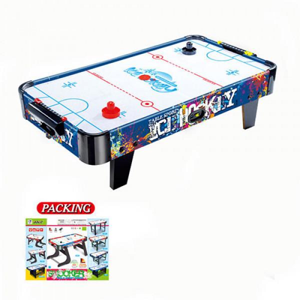 Аэрохоккей (воздушный хоккей) 77-40 см, от сети,  ZC 3005 A