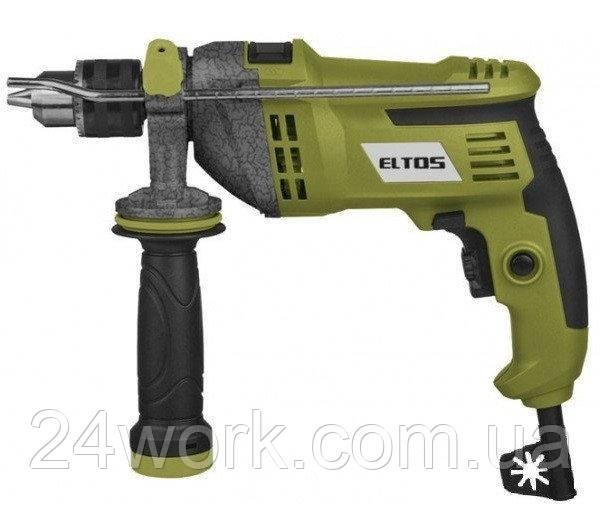 Дрель электрическая ударная Eltos ДЭУ-1300