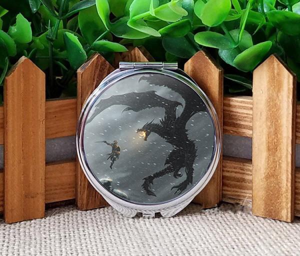 Карманное зеркало Skyrim: The Elder Scrolls / Скайрим