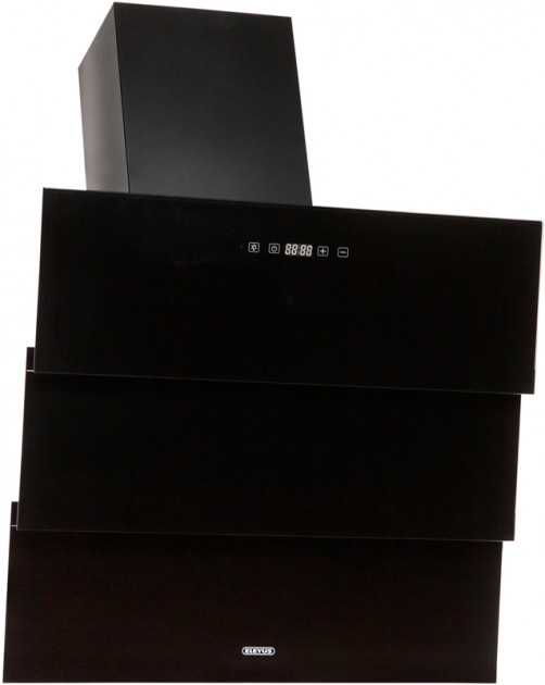 Витяжка кухонна похила Eleyus Troy 1200 LED SMD 60 BL