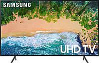 "Телевизор Samsung 55"" UHD 4K Smart TV NU7100 Series 7"