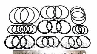 Набор механика маслобензостойких резиновых колец №3 (30штук) (D=29mm-D=70mm) арт.2720