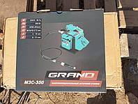Заточной станок Grand МЗС-350 с гибким валом