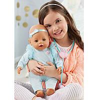 Zapf Creation Інтерактивний пупс лялька Baby Born (B07BBBZB5M) Мама вилікуй мене Mommy Make Me Better(916373)