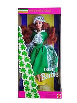 Коллекционная кукла Барби Ирландия Куклы Мира Barbie Irish Dolls of the World 1994 Mattel 12998