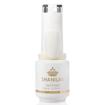Shanilak Гель-лак 01, белый  10мл
