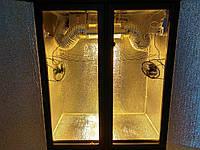Гроубокс днат 250 Вт балконный вариант.