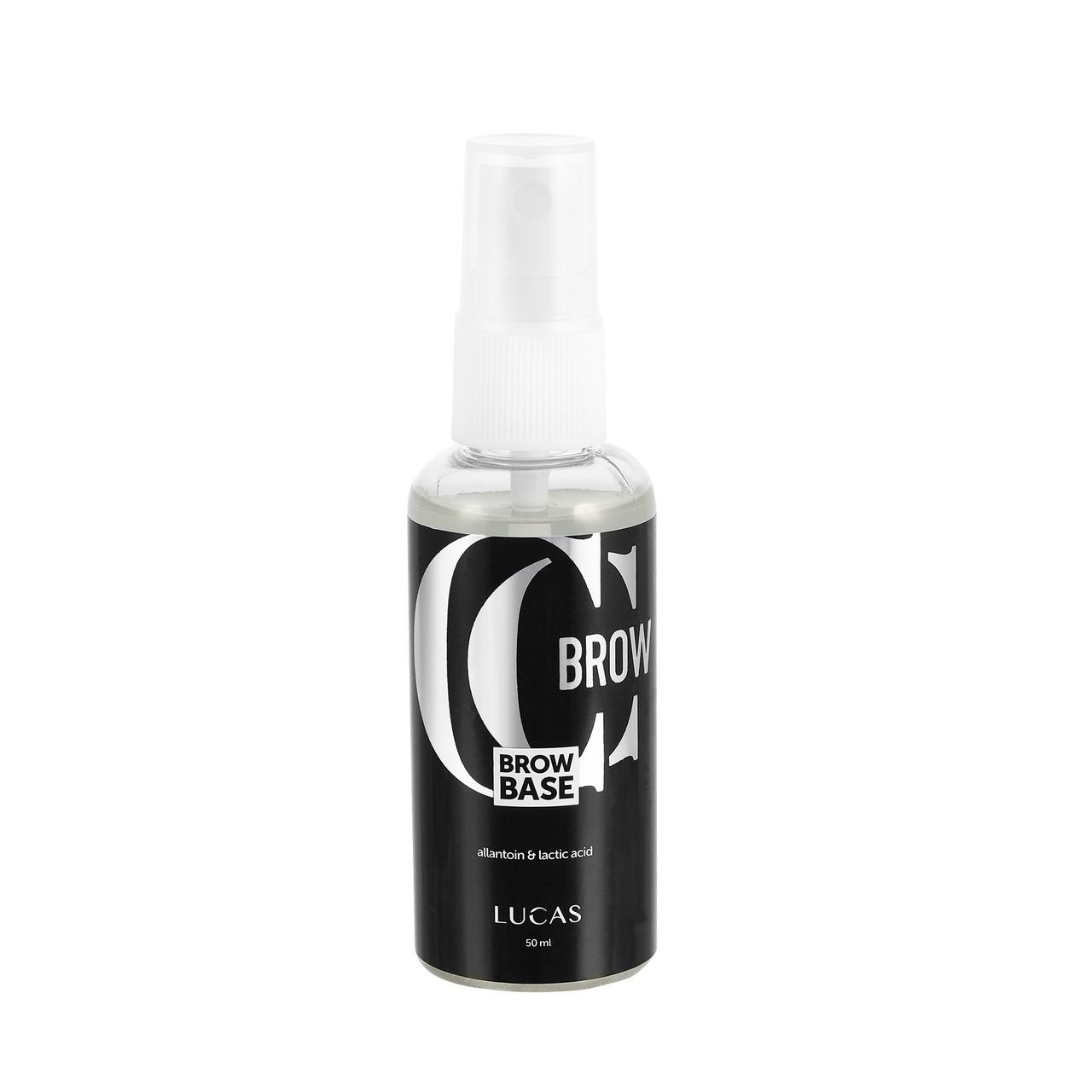 CC Brow. Brow Base. База під фарбування брів з алантоїном і молочною кислотою, 50 мл.
